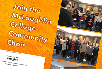 McLaughlin College Community Choir