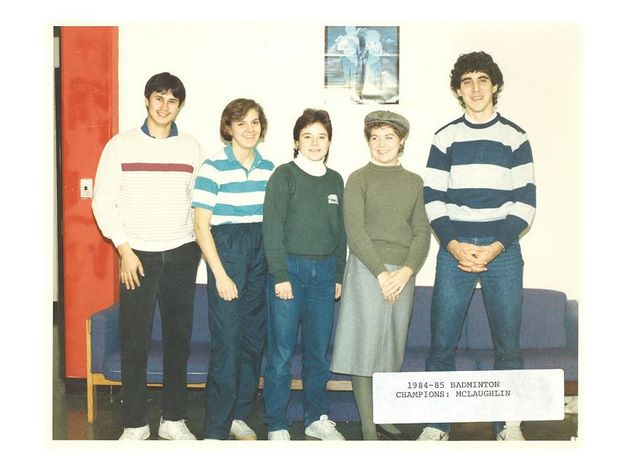 badminton___mclaughlin_college___champions___1984_85