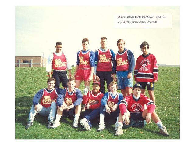 men_s_torch_flag_football___mclaughlin_college___champions___1990_91