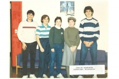 badminton___mclaughlin_college___champions___1984_85
